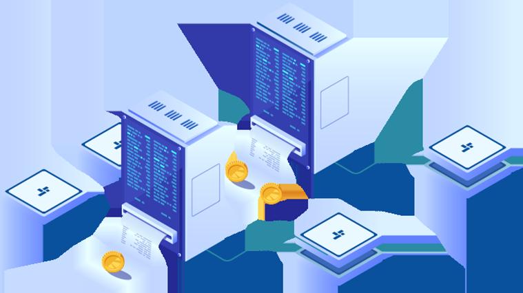 EKO - blockchain platform and services